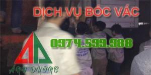 Bốc vác tại Hà Nội