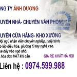 Chuyển nhà Hà Nội